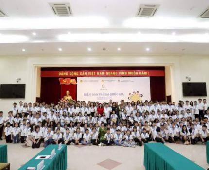Save the Children co-hosts the sixth National Child Forum